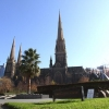 St. Patrick's Cathedral Melbourne メルボルンセントパトリック大聖堂