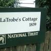 La Trobe's Cottage ラトローブのコテージ