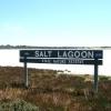 Salt Lagoon ソルトラグーン塩湖
