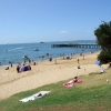 Cowes Beach カウズビーチ