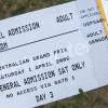 F1 Australian Grand Prix F1グランプリオーストラリア 『チケットの種類と買い方』